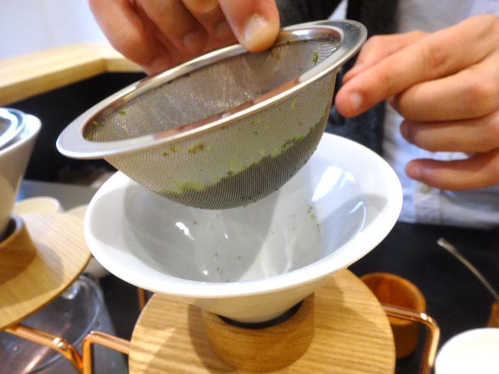 東京茶寮、ハンドドリッパー