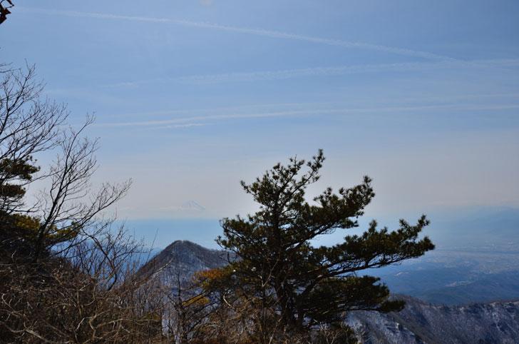 金ヶ岳、富士山