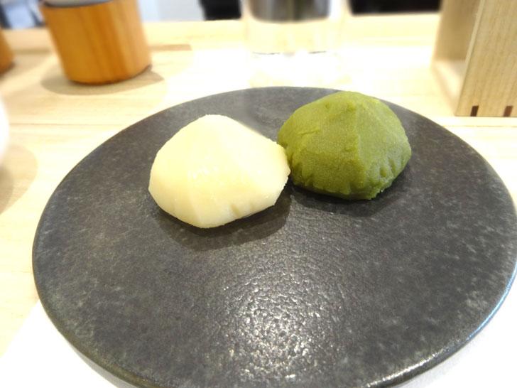 東京茶寮、和菓子