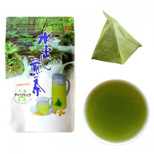 久保田さんの深蒸し水出し煎茶